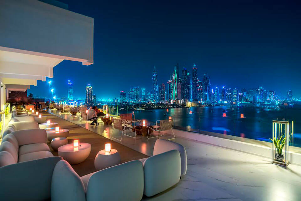 Five Palm Jumeirah Dubai 5*, Дубай