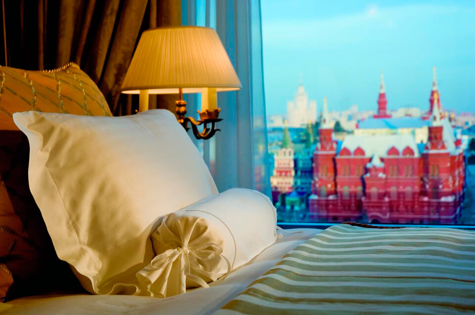 The Ritz-Carlton 5*, Москва
