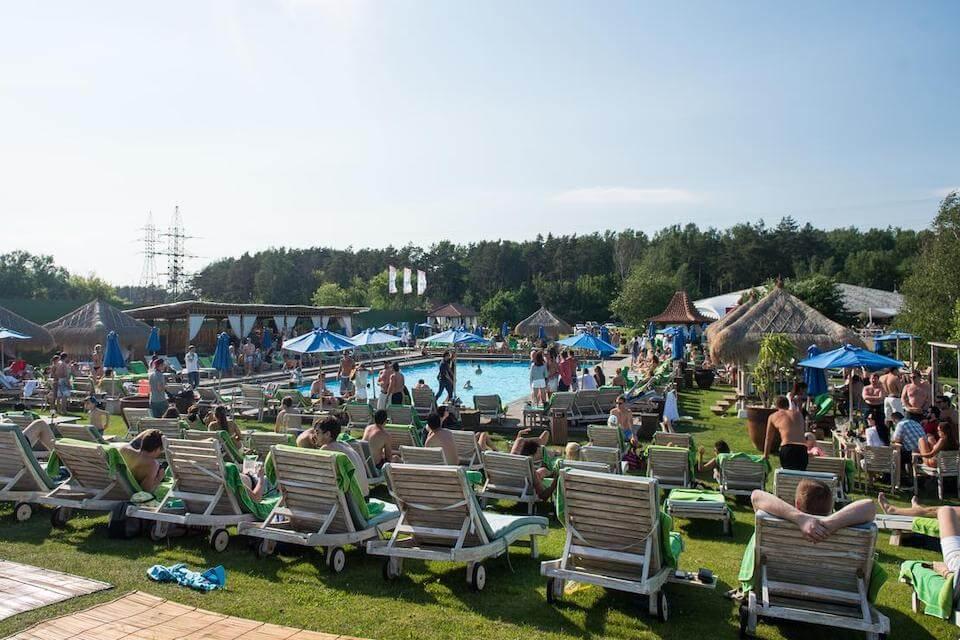 Soho Beach Hotel 4*, Красногорск