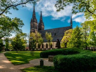 Вышеград в Праге – исторический район и крепость