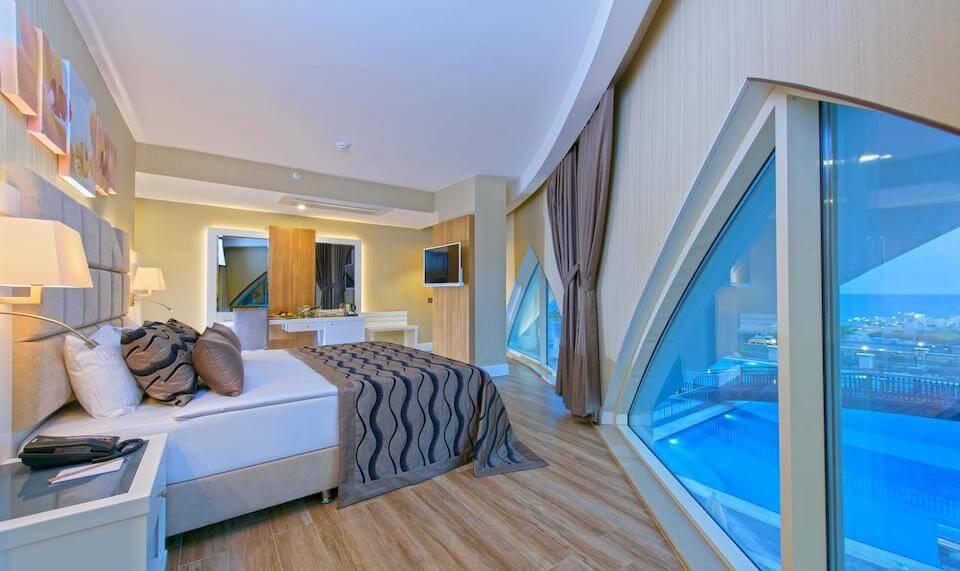 Asia Beach Resort & Spa Hotel 5*, Аланья