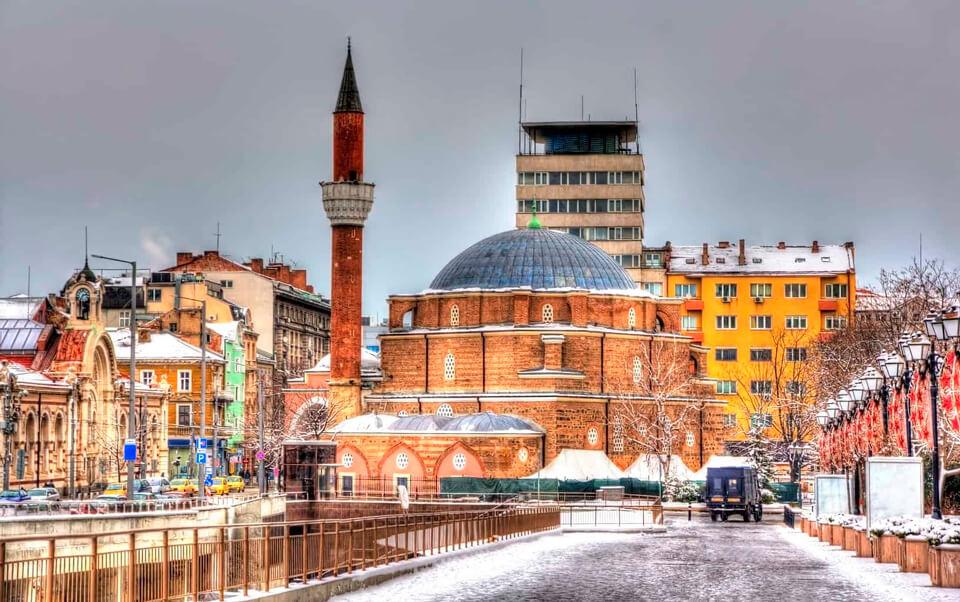 Мечеть Баня-Баши, София, Болгария София София Banja Bashi Mosque