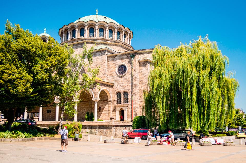 Собор Святой Недели, София, Болгария София София Cathedral of the Holy Week