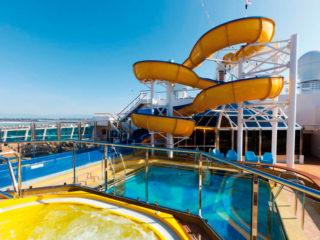 Круизы по Средиземному морю на 6 ночей от 330€ в апреле –  Costa Cruises и MSC Cruises
