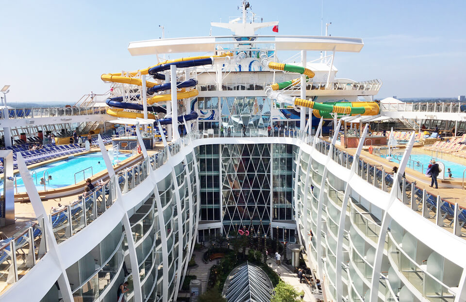 Лайнер Harmony of the Seas