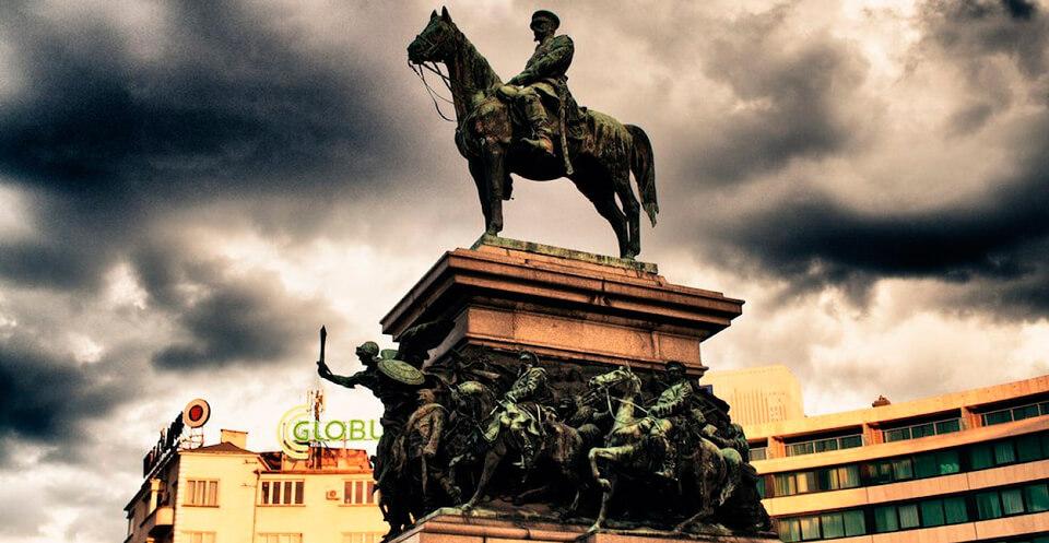 Памятник Царю-освободителю, София, Болгария София София Monument to the King Liberator