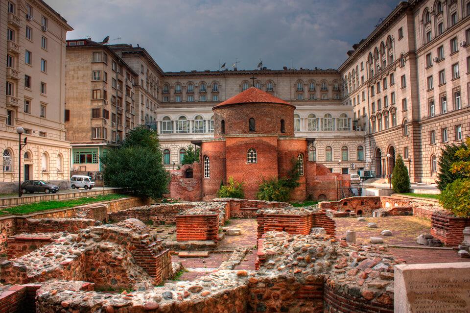 Ротонда св. Георгия, София, Болгария София София Rotunda of St George