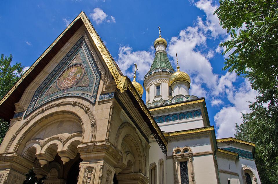 Русская церковь Святого Николая, София, Болгария София София Russian Church of St Nicholas
