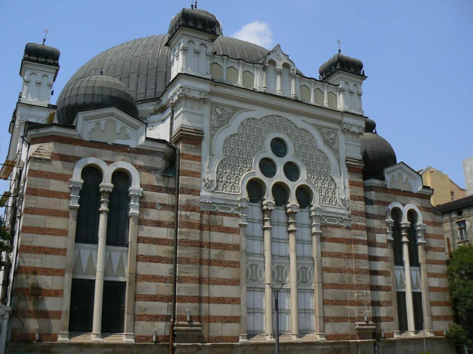 Софийская синагога, София, Болгария София София Sofia Synagogue