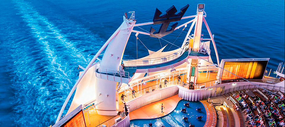 Лайнер Symphony of the Seas