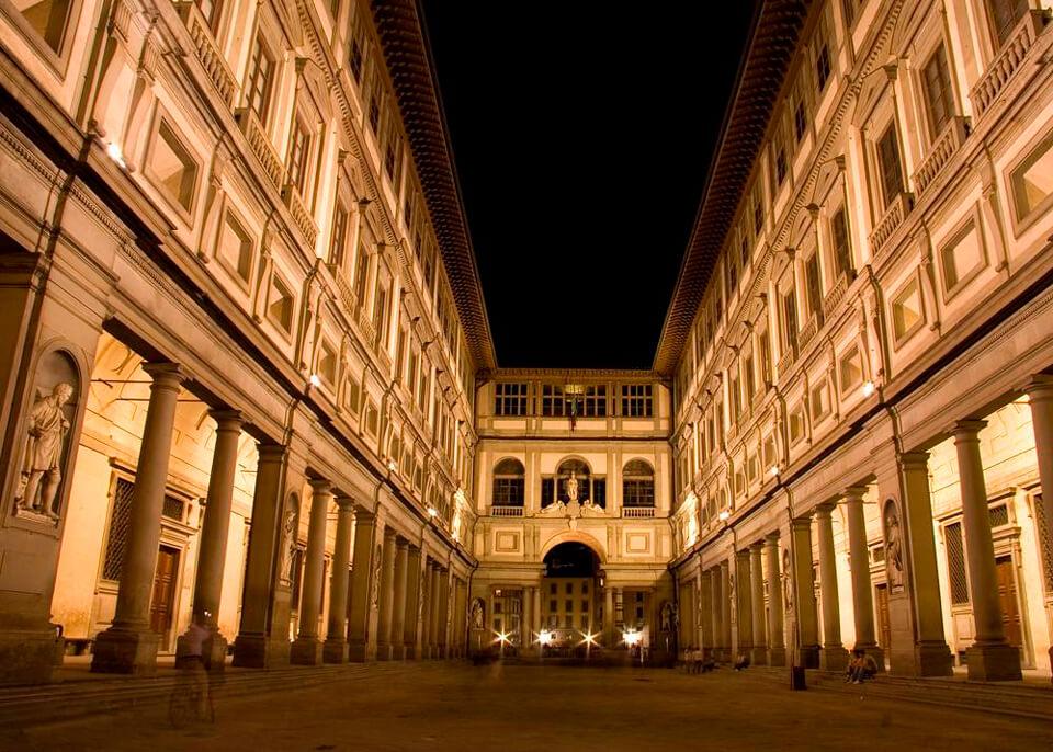Галерея Уффици, Флоренция