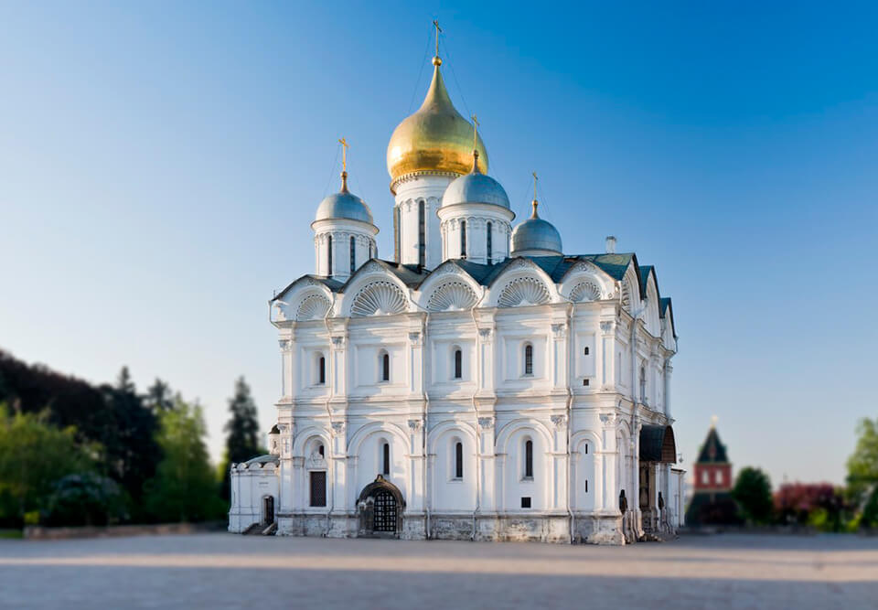 Архангельский собор, Москва