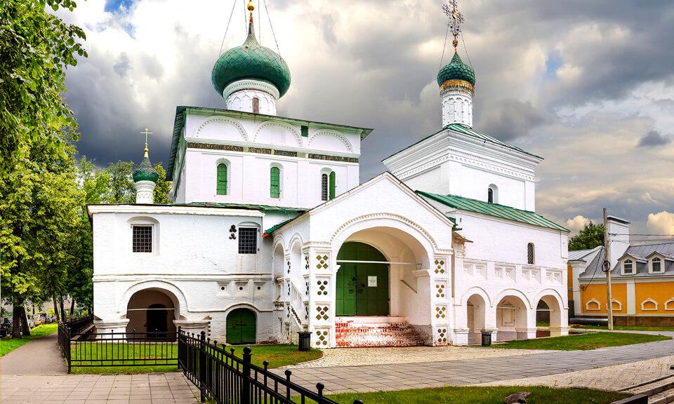 Церковь Рождества Христова, Ярославль