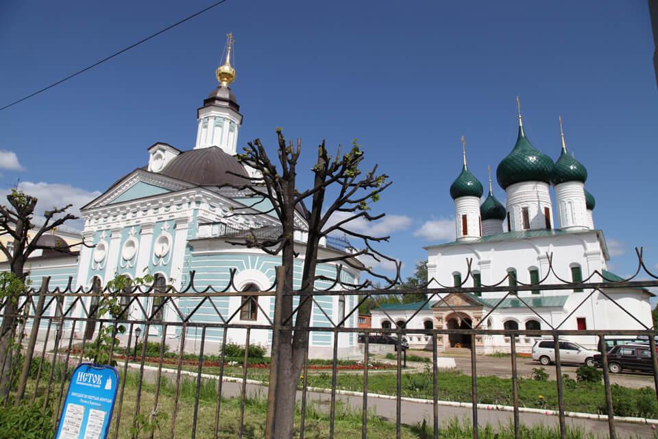 Церковь Вознесения Господня, Ярославль