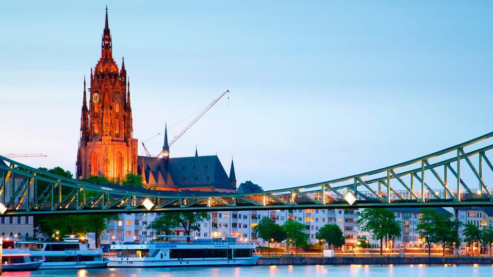 Франкфурт-на-Майне — Википедия