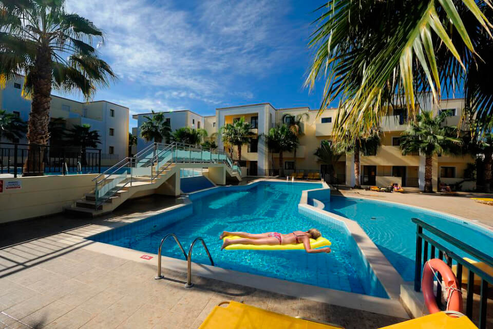 Gouves Park Holiday Resort 4*, Греция