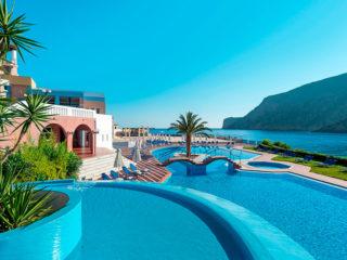 Отели Греции 4 звезды все включено