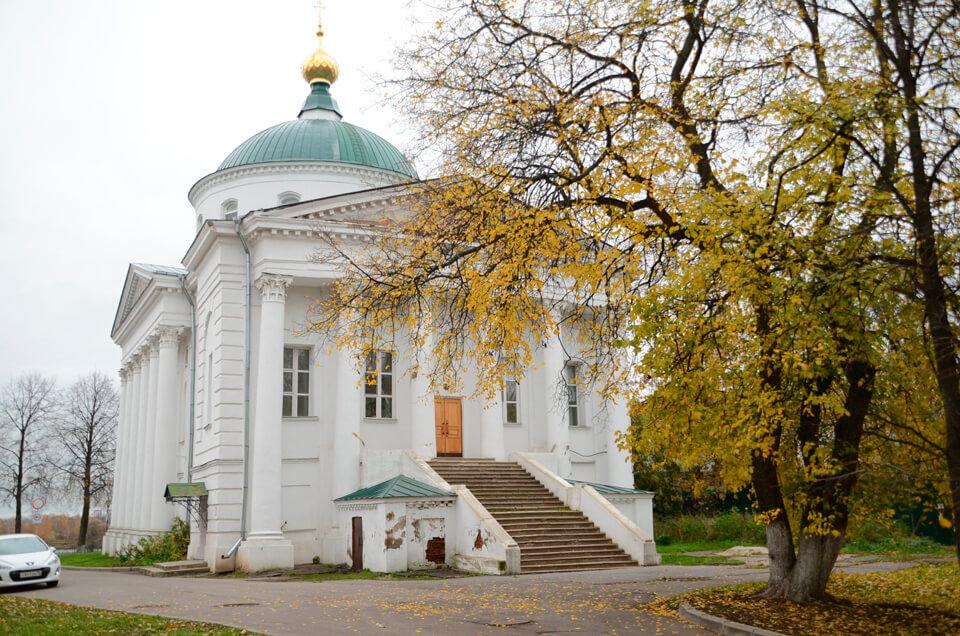 Церковь Ильинско-Тихоновская, Ярославль