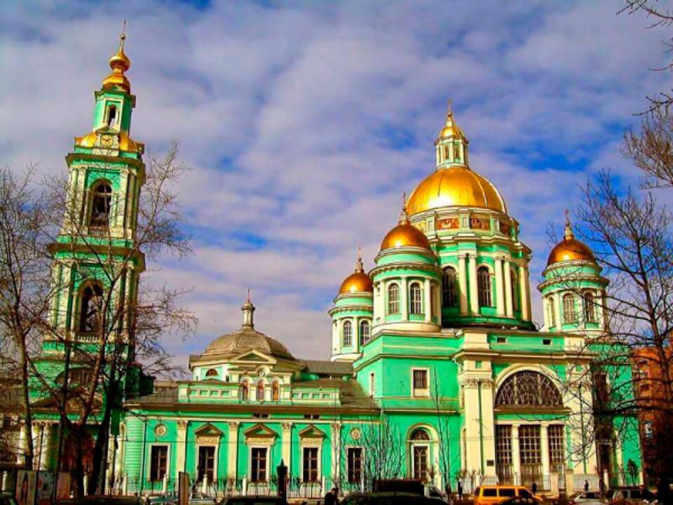 Кафедральный собор Богоявления Господня в Елохове, Москва