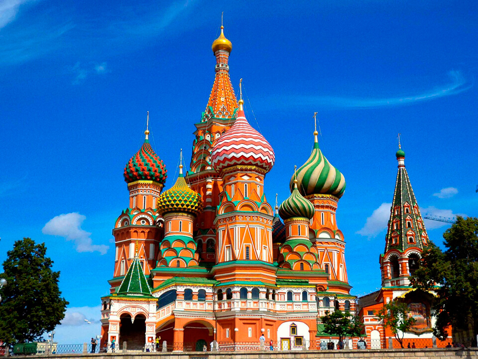 Покровской собор (Храм Василия Блаженного), Москва