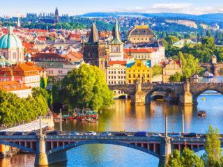 Туры в Прагу на 7 ночей, отели 3 и 4* с завтраками от 48 077 руб за ДВОИХ – апрель