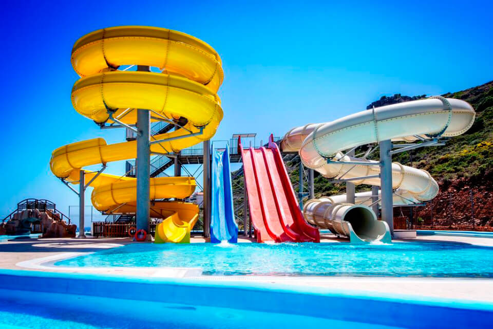 Smartline Village Resort & Waterpark 4*, Греция