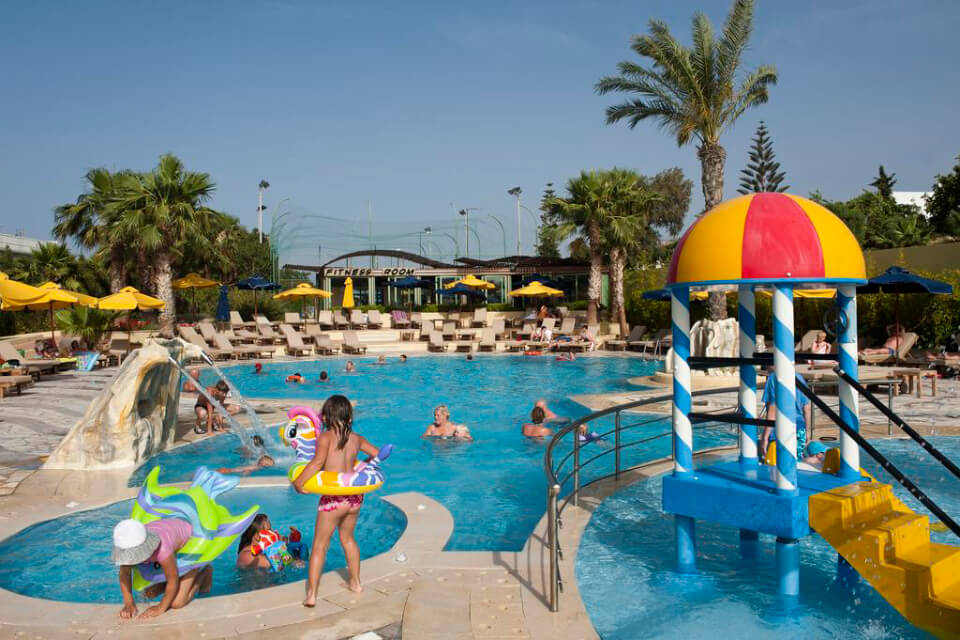 Star Beach Village & Water Park 4*, Греция