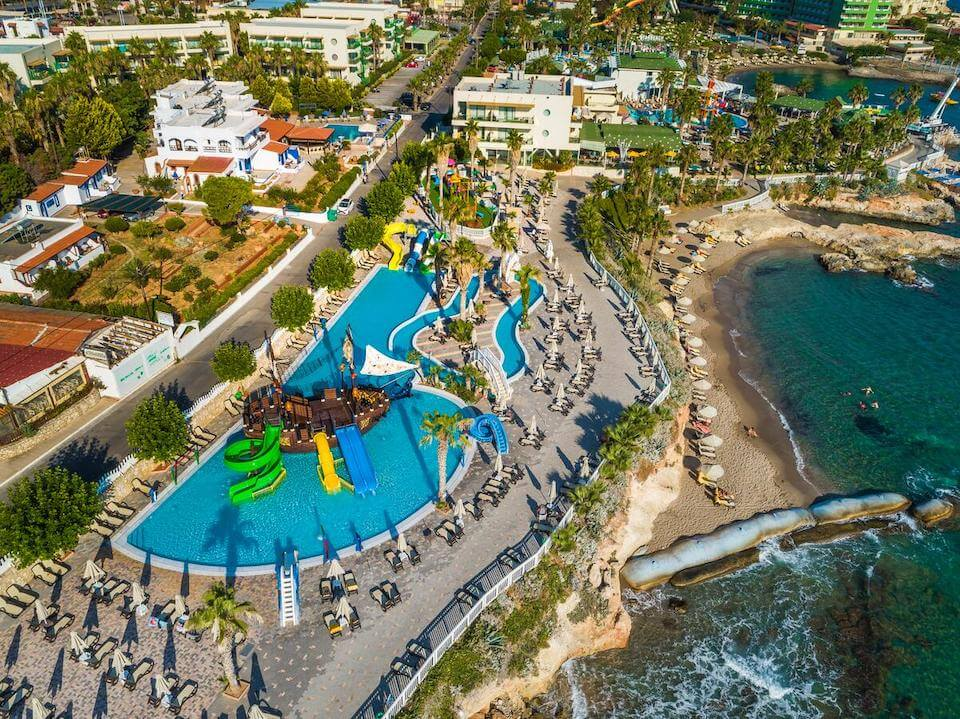 Star Beach Village & Water Park 4*, Крит