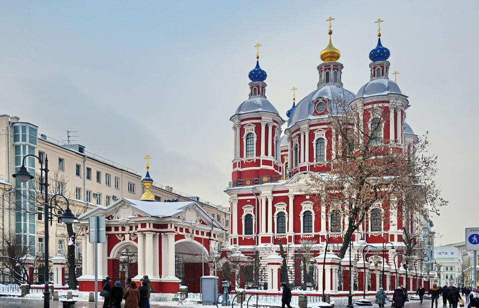Церковь Климента Папы Римского, Москва