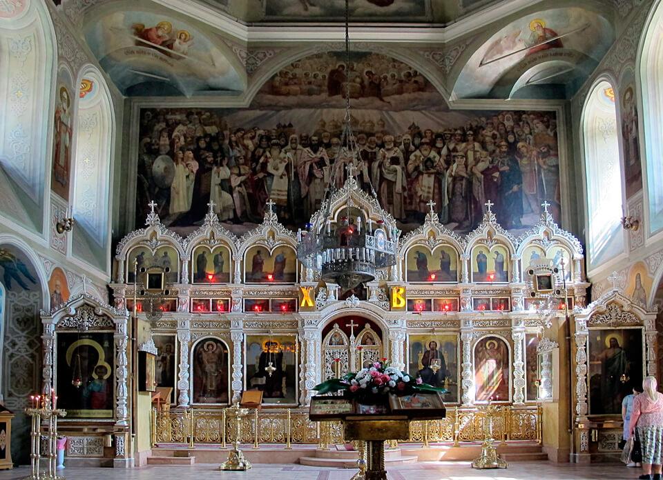 Церковь всех Святых во Всесвятском на Соколе, Москва