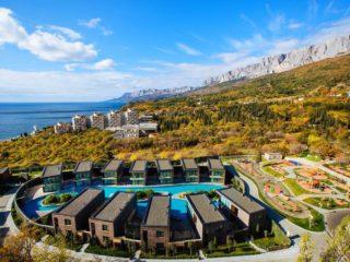 Отели Крыма всё включено