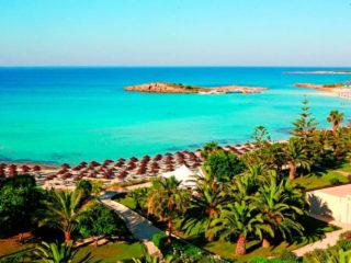 Туры на Кипр на 7 ночей, отели 3, 4* и апартаменты с кухней от 53 930 руб за ДВОИХ – июнь
