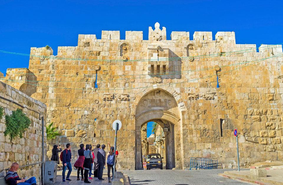 Экскурсия: Иерусалим - город трех религий