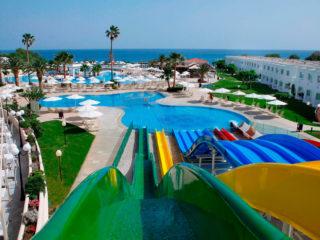 Туры в Грецию на 9-10 ночей, 2взр+1реб, отели 4 и 5* с аквапарками, все включено от 114 648 руб за ТРОИХ – июль