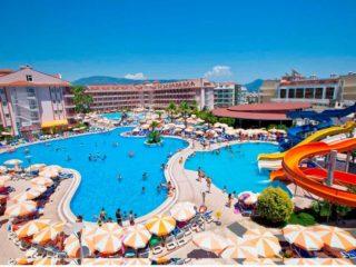 Туры в Мармарис (Турция) на 7 ночей, отели 4 и 5* все включено от 51 873 руб за ДВОИХ – июль