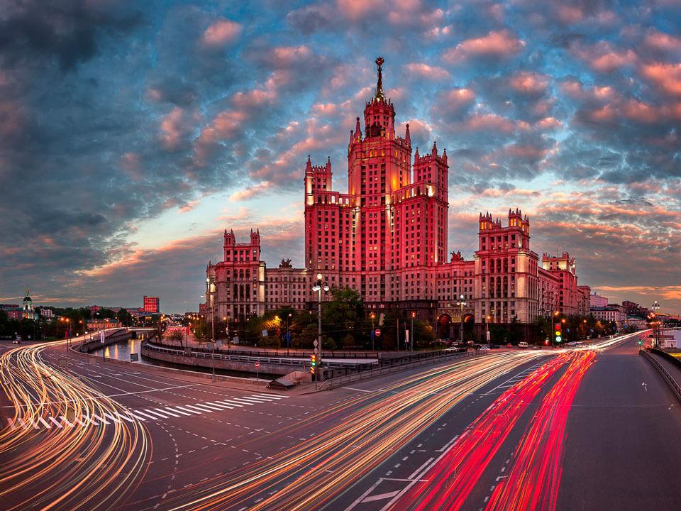 Обзорные индивидуальные экскурсии в Москве