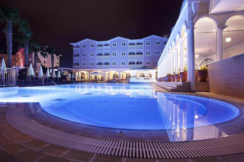 Pasha's Princess Hotel 4*, Кемер