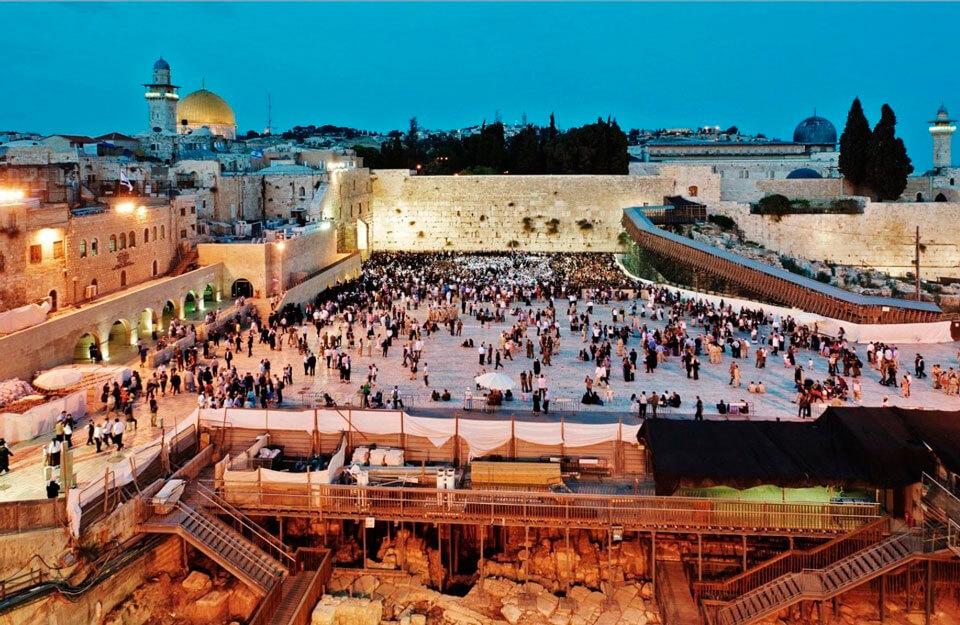 Экскурсия: Подземный Иерусалим — город царя Давида