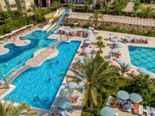 Туры в Аланью (Турция) на 7 ночей, отели 5*, все включено от 70 549 руб за ДВОИХ – июль