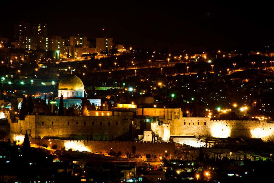 Экскурсия: Вечерний Иерусалим