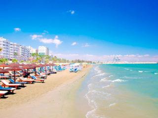 Туры на Кипр на 7 ночей, отели 3-4*, все включено от 50 109 руб за ДВОИХ – май