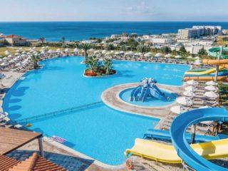 Отели Родоса с аквапарком всё включено