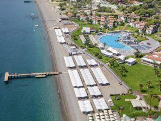Отели в Турции 5 звезд все включено