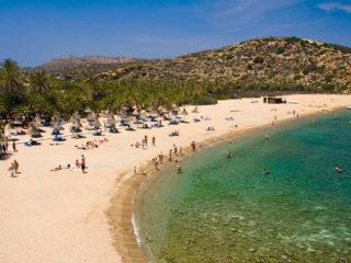 12 лучших пляжей Крита