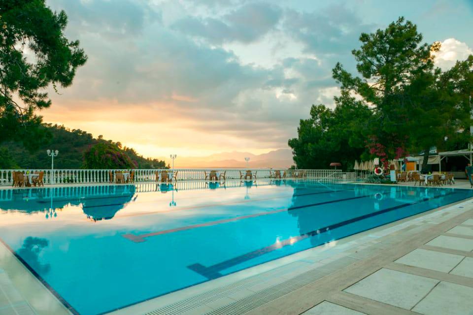 Club & Hotel Letoonia - All Inclusive 5*, Фатхие