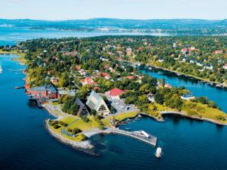 Достопримечательности Осло