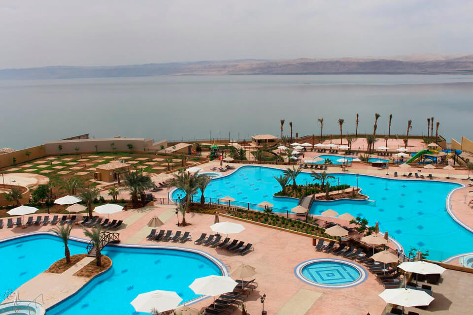 Grand East Hotel - Resort & Spa Dead Sea 5*