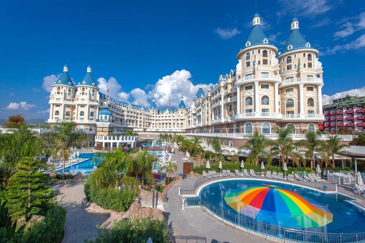 Haydarpasha Palace Hotel 5*, Аланья