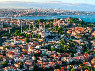 Туры в Стамбул на 7 ночей, отели 4-5*, завтраки от 58 879 руб за ДВОИХ – июнь