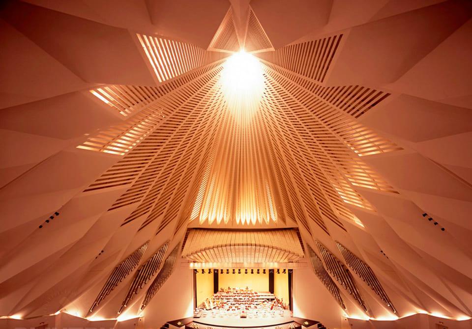 Концертный зал Аудиторио-де-Тенерифе, Тенерифе